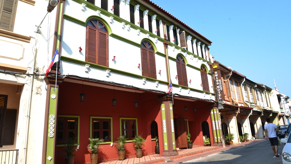 Welcome to Swiss Hotel Heritage Boutique Malacca